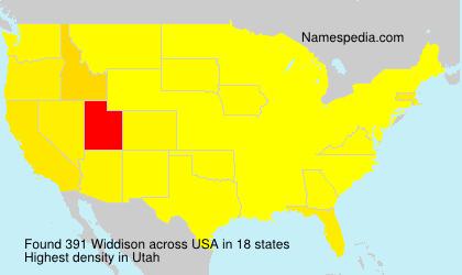 Widdison
