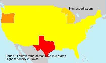 Widyaratne - USA