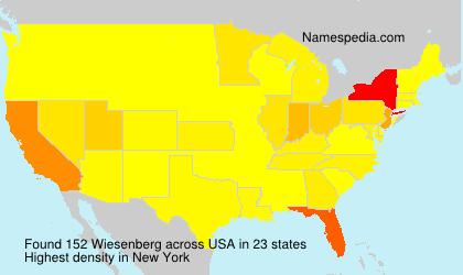 Wiesenberg - USA