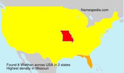 Wiethan - USA