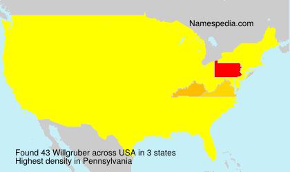 Willgruber - USA