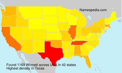 Winnett