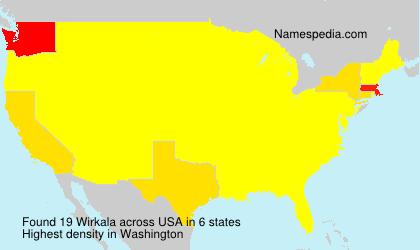 Wirkala - USA