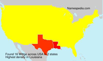 Wittge - USA