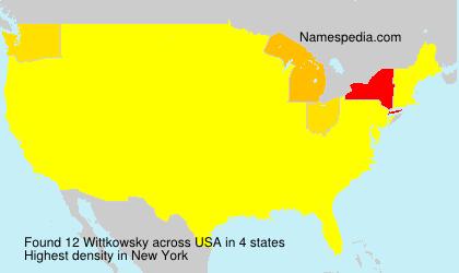 Wittkowsky - USA