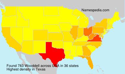 Wooddell