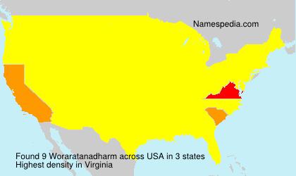 Woraratanadharm