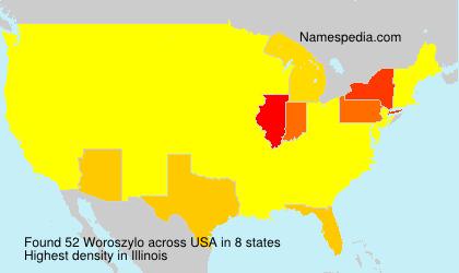 Woroszylo - USA