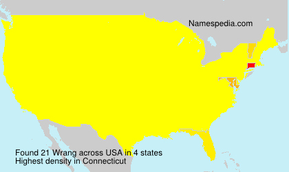 Wrang - USA
