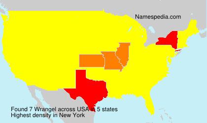 Wrangel - USA
