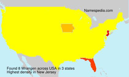 Wrangen - USA