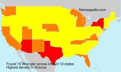 Wrangler - USA