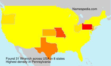 Wranich - USA
