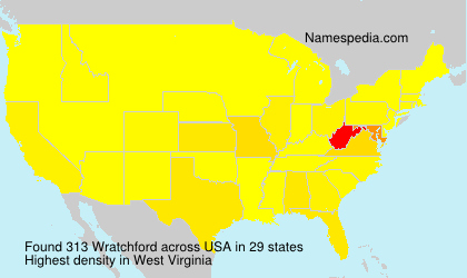 Wratchford - USA