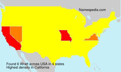 Wratt - USA
