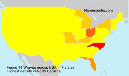 Wrayno - USA