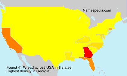 Wread - USA
