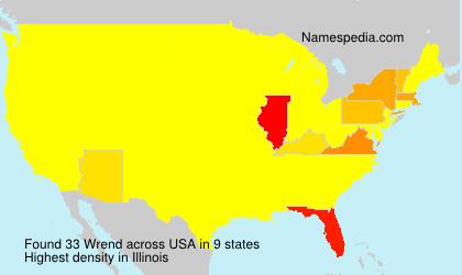 Wrend - USA