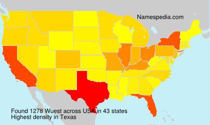 Wuest - USA