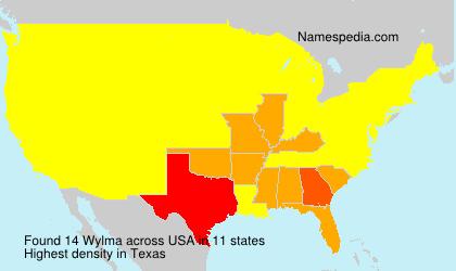 Wylma - USA