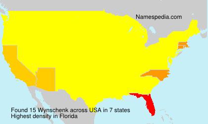 Wynschenk - USA