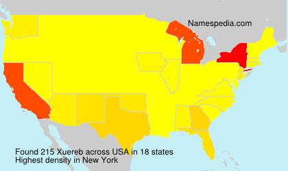 Xuereb - USA
