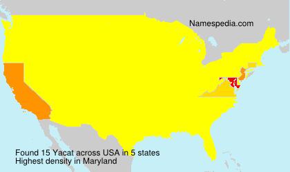 Yacat - USA