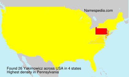 Yakimowicz