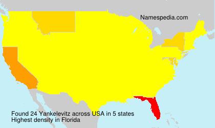 Yankelevitz - USA