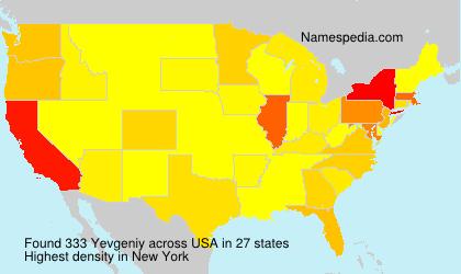 Yevgeniy - USA