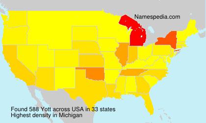 Yott - USA