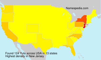 Yula - Names Encyclopedia