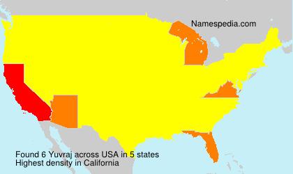 Yuvraj - USA