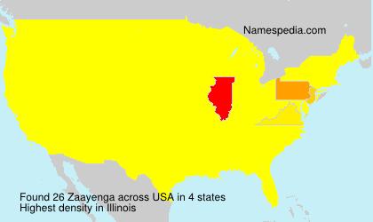 Zaayenga