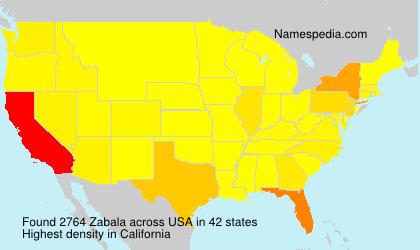 Zabala - USA