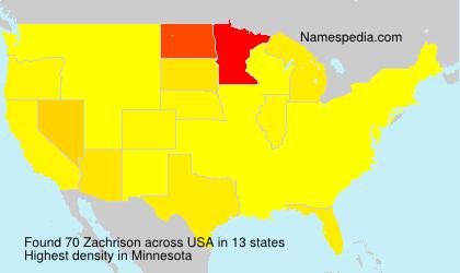 Zachrison - USA