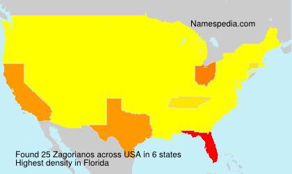 Zagorianos - USA