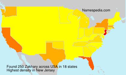 Zakhary