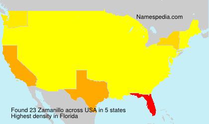 Zamanillo