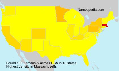 Zamansky