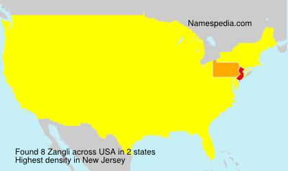 Zangli - USA