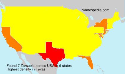 Zarsuela - USA