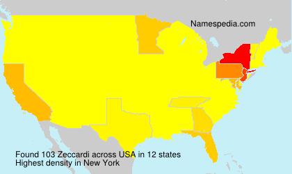 Zeccardi - USA