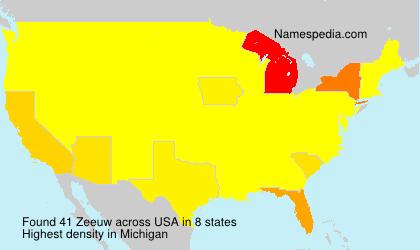 Zeeuw - USA