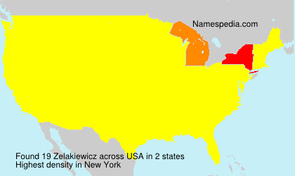 Zelakiewicz - USA