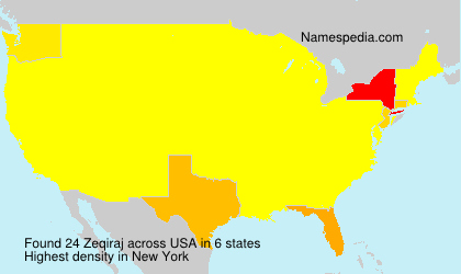 Zeqiraj - USA