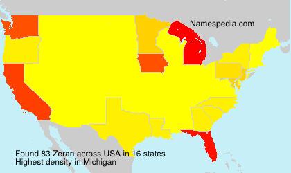 Zeran - USA