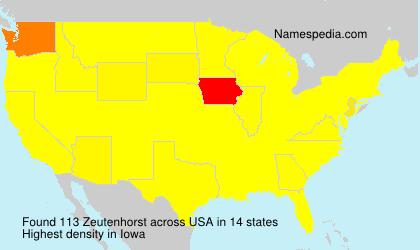 Zeutenhorst - USA
