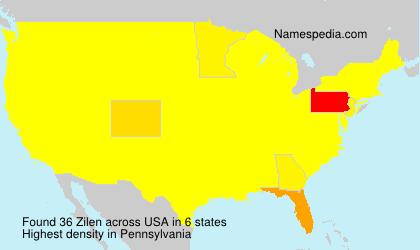Zilen - USA