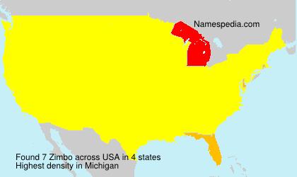 Zimbo - USA
